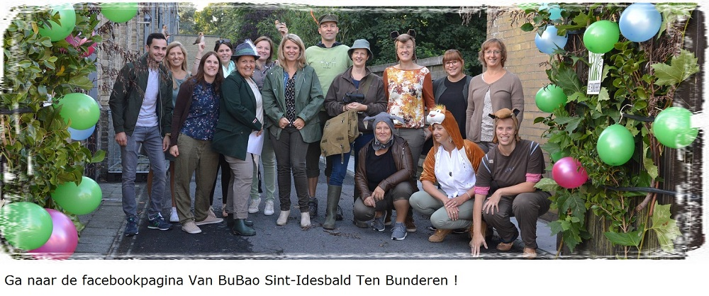 Facebookpagina BuBao Ten Bunderen